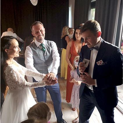 atrakcja weselna